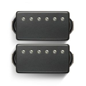Bare Knuckle Rebel Yell Humbucker Set (Covered, Short Leg, 4 Conductors)