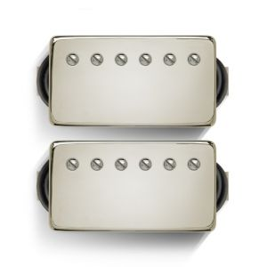 Bare Knuckle Stormy Monday Humbucker Set (Short Leg, 4 Conductors, Nickel)