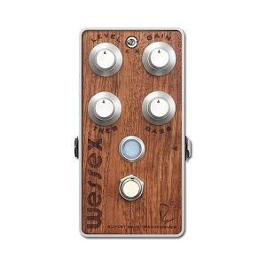 Bogner Wessex Bubinga Wood Finish