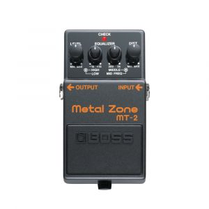 Boss MT-2 Metal Distorsion Pedal