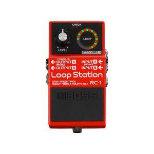 Boss RC 1 Loop Station Pedal