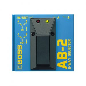 Boss AB-2 Selector 2 Vías