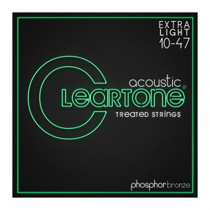 Cleartone Acoustic Phos-Bronze Extra Light 10-47