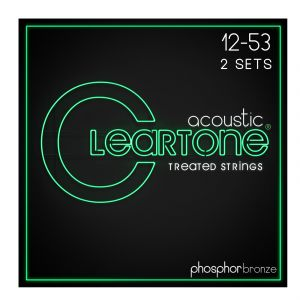 Cleartone Phos-Bronze 12-53 Pack 2 Sets