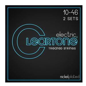 Cleartone Pack 2 Juegos Cuerdas Eléctrica 10-46