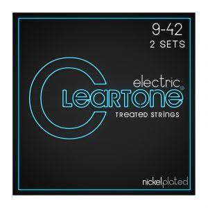 Cleartone Pack 2 Juegos Cuerdas Acústica 09-42