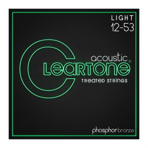 Cleartone 7412 Acoustic 12-53 Phosphor Bronze
