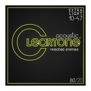 Cleartone Acoustic 80/20 Extra Light 10-47