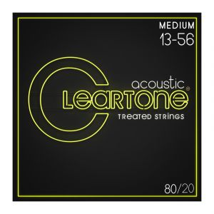 Cleartone Acoustic 80/20 Bronze Medium 13-56