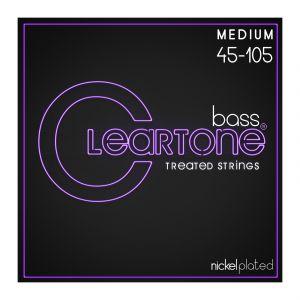 Cleartone 6445 Medium 45-105 Cuerdas Bajo