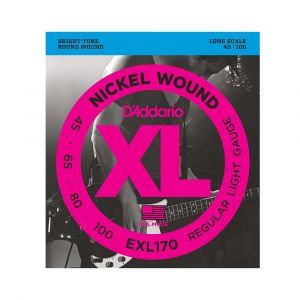 D'Addario EXL170 Bass Strings