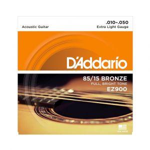 D'Addario Acoustic 10-50 EZ900 85/15 Bronze