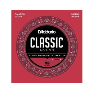 D'Addario EJ27N Normal Tension Nylon Guitar Strings