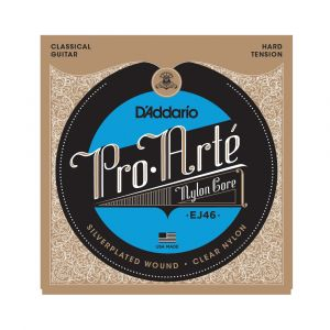 D'Addario EJ46 Pro-Arté Nylon Classical Guitar Strings