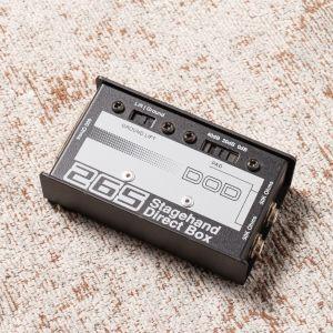 DOD Pedals 265 DI Box B-Stock