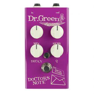 Dr Green Doctors Note Filtro Envolvente B-Stock