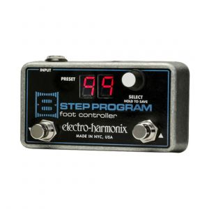 Electro-Harmonix Controlador 8 Step Foot Controller