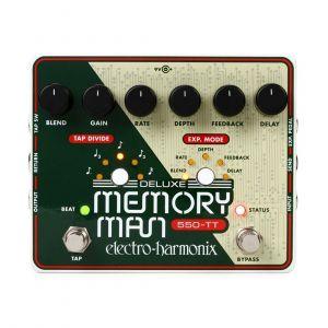 Electro-Harmonix Deluxe Memory Man 550
