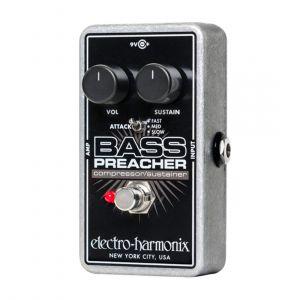 Electro-Harmonix Bass Preacher