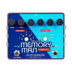 Electro Harmonix MT1100 Deluxe Memory Man Tap Tempo