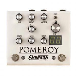 Emerson Custom Pomeroy White Boost / Overdrive