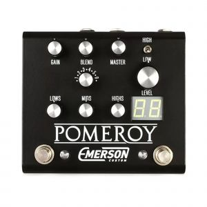 Emerson Custom Pomeroy Black Boost / Overdrive