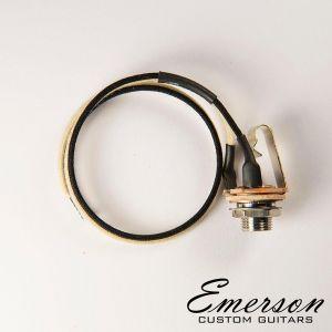 Emerson Prewired Input Jack (Switchcraft #11 Jack)