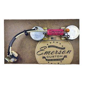 Emerson P-Bass Prewired Kit