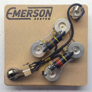 Emerson SG Prewired Kit