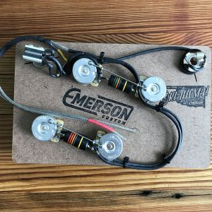 Emerson 335 Prewired Kit