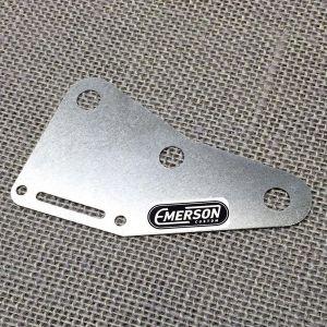 Emerson '59 Stratocaster Ground / Shield Plate