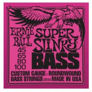 Ernie Ball Super Slinky Bass Nickel Wound