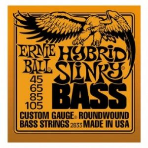 Ernie Ball Hybrid Slinky Bass Nickel Wound