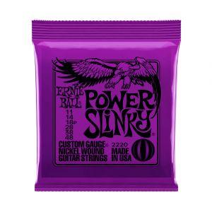 Ernie Ball Power Slinky 11-48 Nickel Wound Electric Guitar Strings