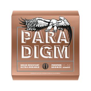 Ernie Ball 2078 Paradigm Light Phosphor Bronze 11-52 Acústica