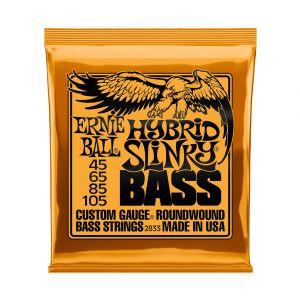 Ernie Ball 2833 Hybrid Slinky 45-105 Bass Strings