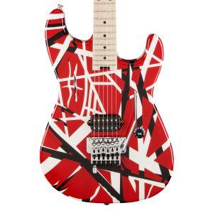 EVH Stripep Series Red