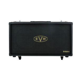 EVH 5150 III EL34 2x12 Black Cabinet