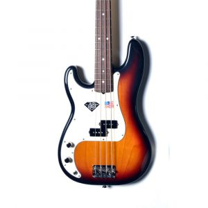 Fender Precision Bass 60 Aniversario Zurdo