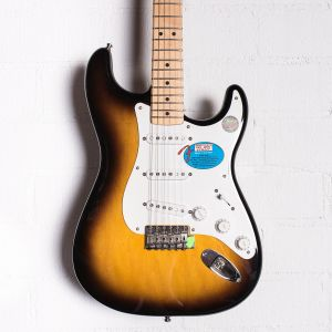 Fender Jimmie Vaughan Tex-Mex Stratocaster Two-Color Sunburst