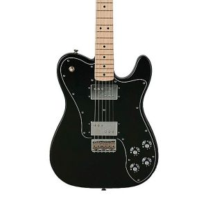 Fender Telecaster Deluxe 72 Negra