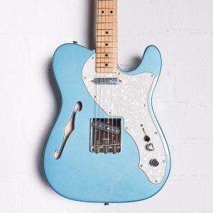 Fender Telecaster '69 Reissue Thinline Lake Placid Blue
