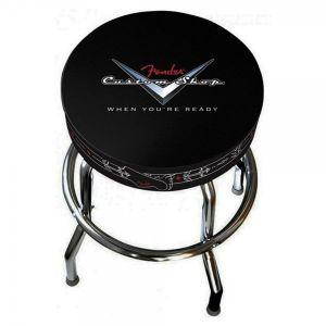 Taburete Fender Custom Shop Barstool 30