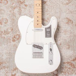 Fender Telecaster Player Polar White