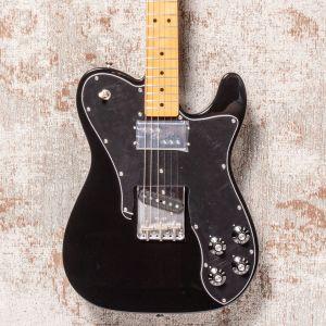 Fender Telecaster Vintera 70s Custom Maple Neck Black