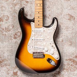 Fender Stratocaster Artist Jimmie Vaughan Tex Mex 2 Color Sunburst