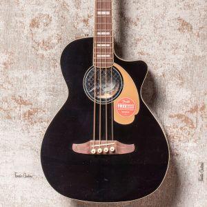 Fender Kingman Bajo Negro