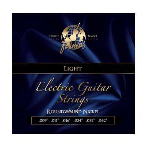 Framus Juego Cuerdas Eléctrica Blue Label 9-42