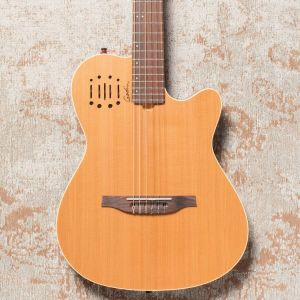 Godin Multiac Nylon Encore Natural Semi-Gloss