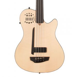 Godin A4 Ultra Natural Fretless EN SA